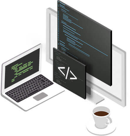 Front-end Coding & Back-end Development