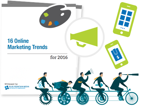 16 Online Marketing Trends for 2016