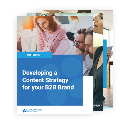 Developing a Content Strategy for your B2B Brand